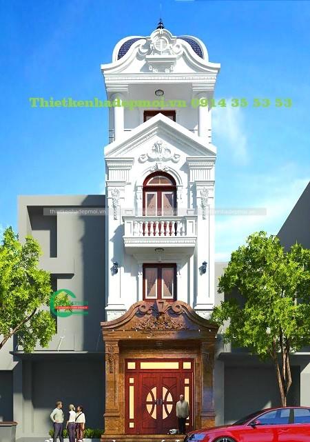 Nhà bán cổ điển