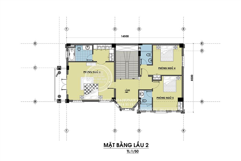 Lầu 2