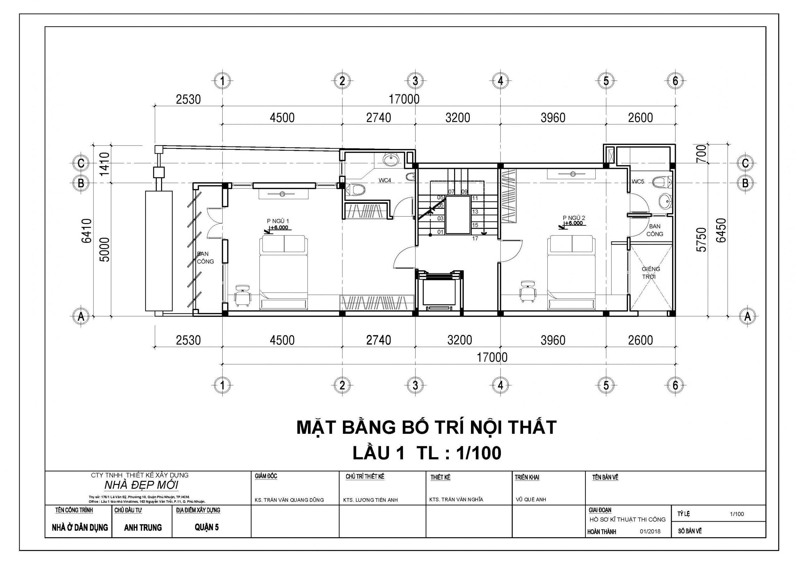 Mẫu nhà phố mái thái 3 tầng-1