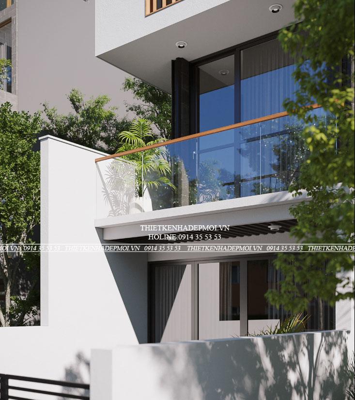 thiết kế nhà phố đẹp-1