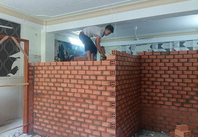 sửa chữa cải tạo nhà