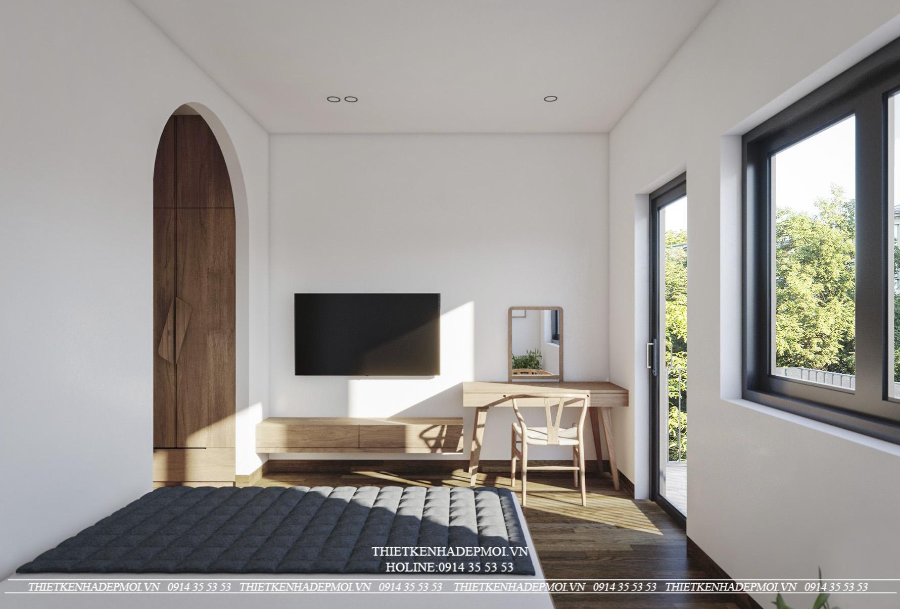 Thiết kế nhà đẹp 3 tầng-2