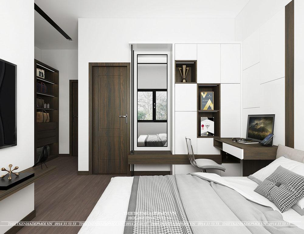 mẫu nội thất nhà phố
