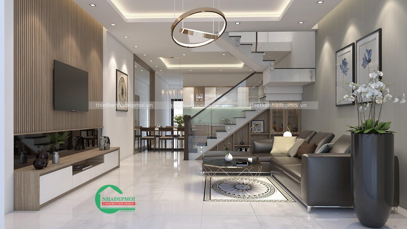 Bố trí nội thất hợp lý làm tăng giá trị thẩm mỹ cho ngôi nhà