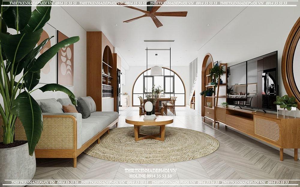 mẫu thiết kế nội thất