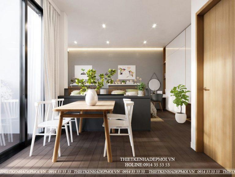 nội thất căn hộ dịch vụ